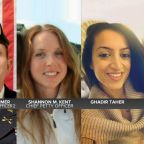 Bodies of 4 Americans are returned home after a suicide bombing in Syria