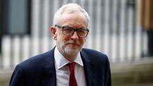 Labour suspends Jeremy Corbyn over EHRC report comments