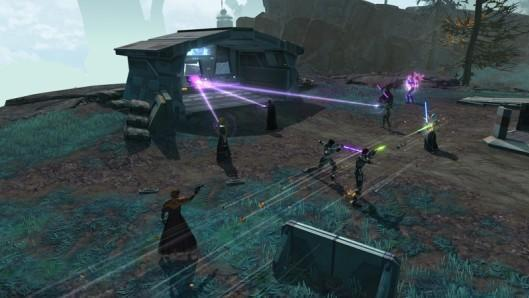 Star Wars: The Old Republic blog talks about refining the PvP experience