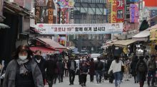South Korea economy shrank in 2020 for 1st time in 22 years