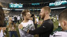 Carson Wentz apologist comes to defense of Jets' Sam Darnold: 'Nonsense he can't play,' says ESPN analyst