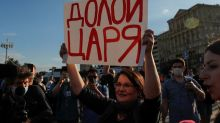 Russian activists planning anti-Putin protest detained by authorities - opposition