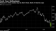 Bank of America Is Already Calling Time on China Stock Rally