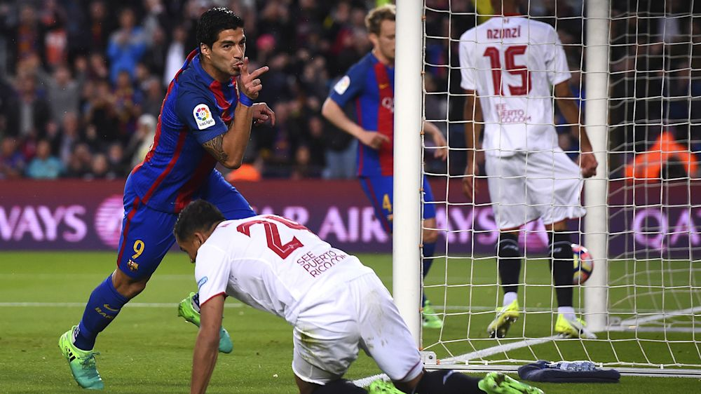 Barcellona-Siviglia 3-0: MSN in stato di grazia, i blaugrana regalano spettacolo