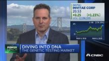 Watch CNBC's interview with Invitae CEO about genetic testing