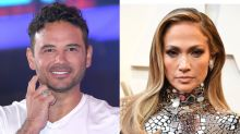 'Corrie' star Ryan Thomas makes a surprise appearance at Jennifer Lopez's 50th birthday bash