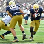 Notre Dame August 20 Scrimmage: Notebook