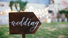 The average wedding cost is rising: Here's how to spend less than £2,500