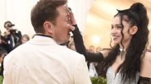 Grimes says she's legally changing her name, with the encouragement of Elon Musk