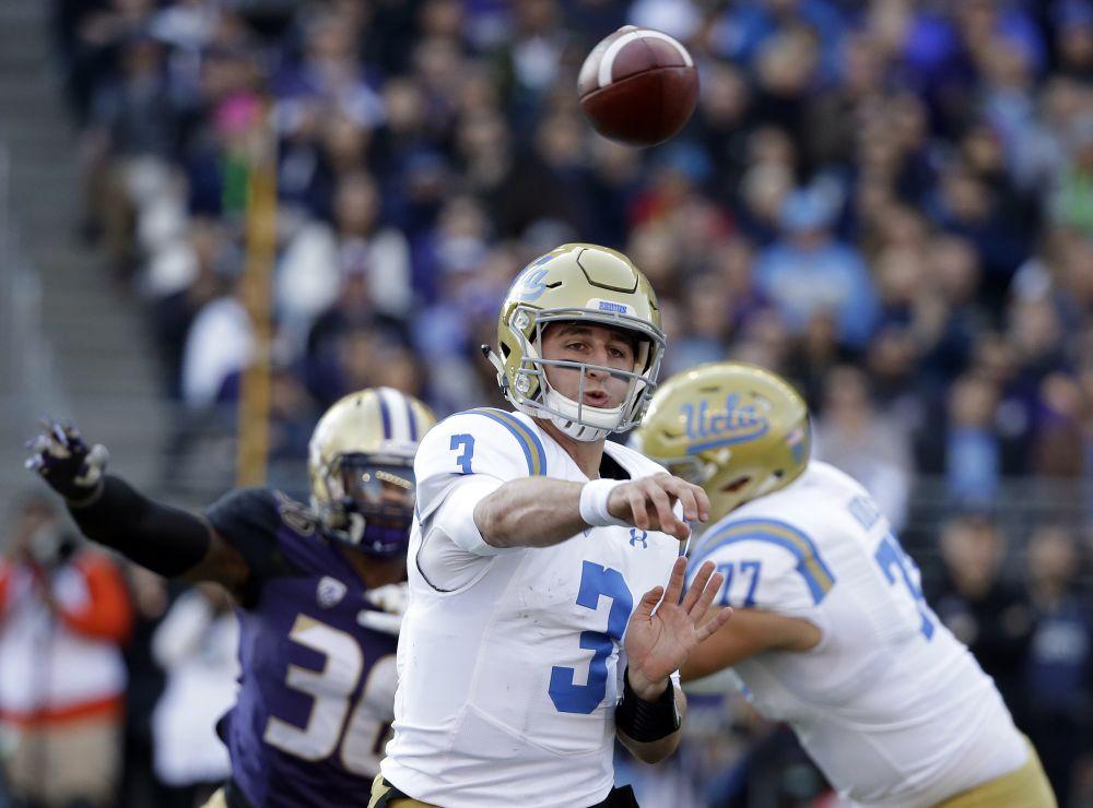 Utah ground game has chance to rebound against porous UCLA