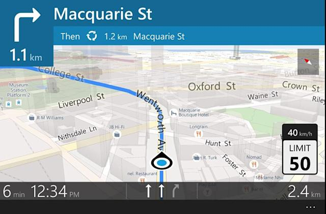 Microsoft updates Windows Maps as Here support is set to expire