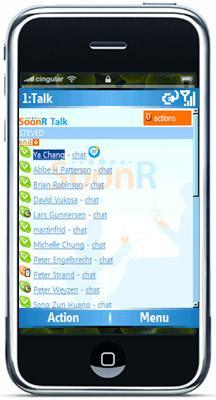 SoonR Talk workaround enables VoIP on your iPhone