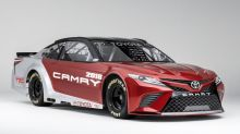 Toyota unveils new Cup car for 2017