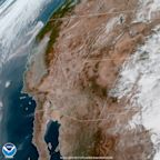 Here's What Smoke From the Deadly California Wildfires Looks Like From Space