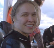 Ronda Rousey Faces One of Her Biggest Fears in 'Shark Week' Special