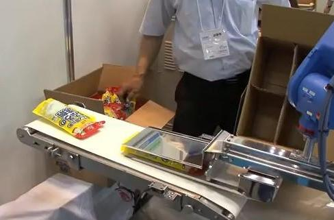 Condiment transporting SWITL robot arm gets a gig moving meat, packing boxes (video)