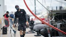Sailors resume racing with icy warm-up for Vendee Globe