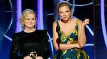 Taylor Swift and Amy Poehler Appear to Settle Past Beef at 2020 Golden Globes