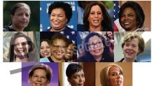 Smile more? Some critics see sexism in debate over Biden VP