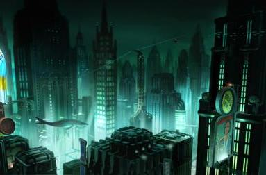 BioShock movie concept art emerges from Hollywood's depths