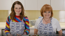 Watch 'Downton Abbey' Stars Sophie McShera and Lesley Nicol Show Us Their Real-Life Cooking Skills
