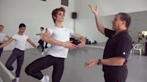 Strictly Ballet - With Everything on the Line, Fear of Injury Can Be Paralyzing