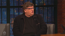 Michael Moore slams New York Times endorsement process: 'I thought 'The Apprentice' was back'