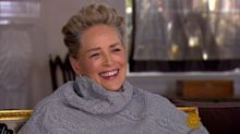 Sharon Stone Laughs When Asked if She's Faced Sexual Harassment in Hollywood: 'I've Seen It All'