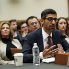 Google Has 'No Plans' for Censored Chinese Search Engine, Says CEO Sundar Pichai