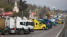 Chilean truckers end to week-long strike on promise of beefed up security