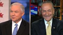 Sen. Schumer and Sen. Sessions on 'This Week'