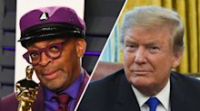 Oscars 2019: Donald Trump responds to Spike Lee's 'racist' Oscar speech