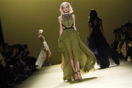 Top Designers Cap Off New York Fashion Week With A Nod To America