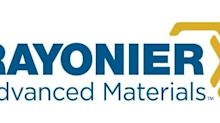 Rayonier Advanced Materials Announces Second Quarter 2020 Results