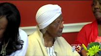 Oldest Living Woman In World Celebrates Birthday