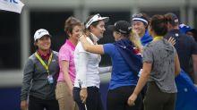Golfers, celebs applaud Green's PGA win