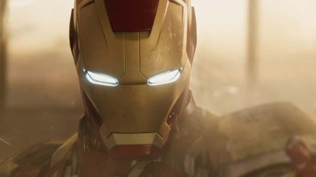 'Iron Man 3' Theatrical Trailer