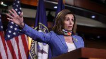 Pelosi confident U.S. Congress will produce strong coronavirus relief bill