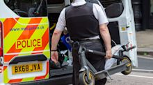E-scooter rider charged with drink driving and not having insurance amid major crackdown