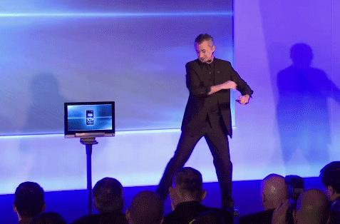 ASUS posts MWC highlights, relives the weirdest press conference in recent memory