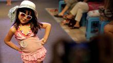 Explotación infantil en la moda: el brutal mundo del modelaje de niños chinos