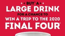 Take Your Shot: Wendy's Offering Big Prizes for NCAA® March Madness® Fans