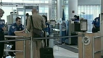 Business As Usual At Airport After Bin Laden Death