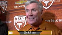 Is Mack Brown done?