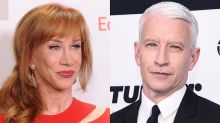 Kathy Griffin says her friendship with Anderson Cooper is over