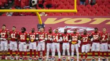 Chiefs, Texans booed as racial justice stand sparks outrage