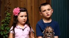 Parents with 2 young kids obsessed with electronic devices get an intervention
