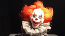 Stephen King's It wraps production; creepy teaser photo released