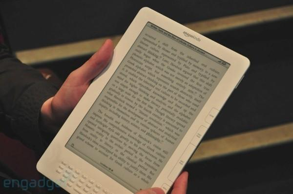 Kindle DX college plans revealed: only 300 students total