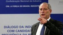 Ciro Gomes chama Bolsonaro de 'nazista filho da p…'
